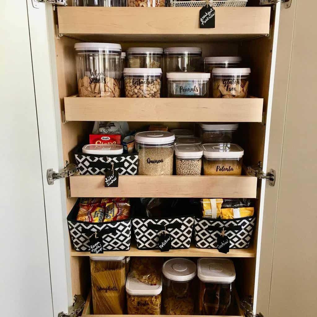 cabinet small pantry ideas homeceoatlast