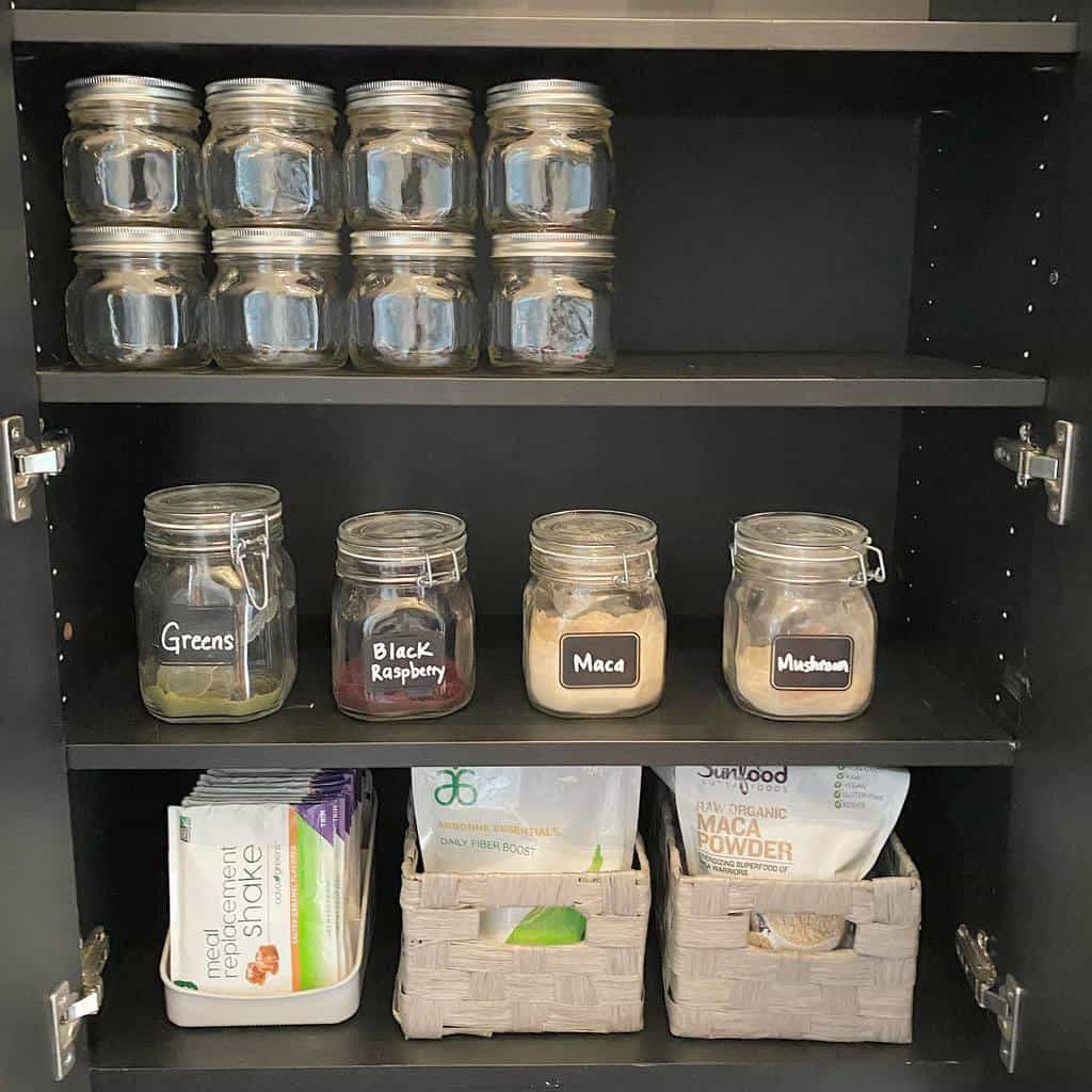 cabinet small pantry ideas lessisliving