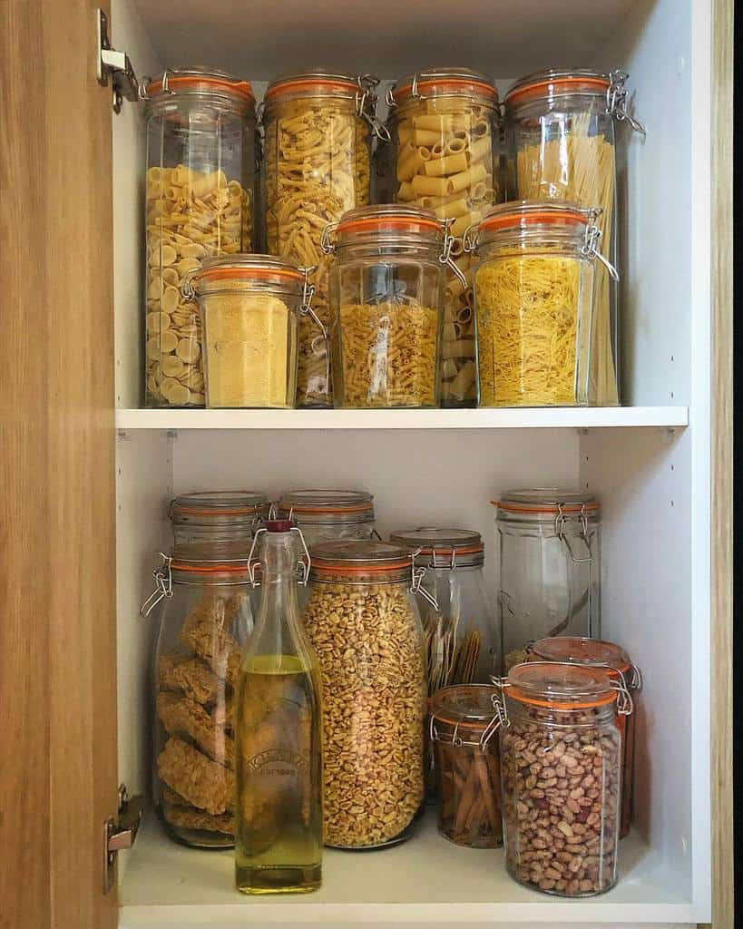 cabinet small pantry ideas oldschooltraveller