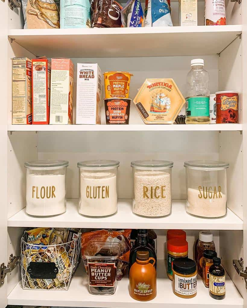 cabinet small pantry ideas prettyintoday