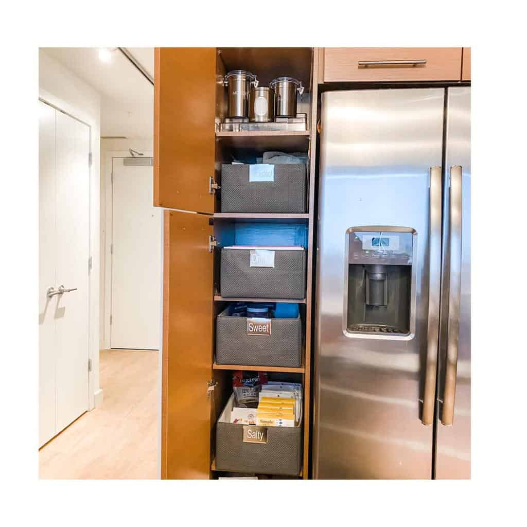 cabinet small pantry ideas sunnyspacesllc