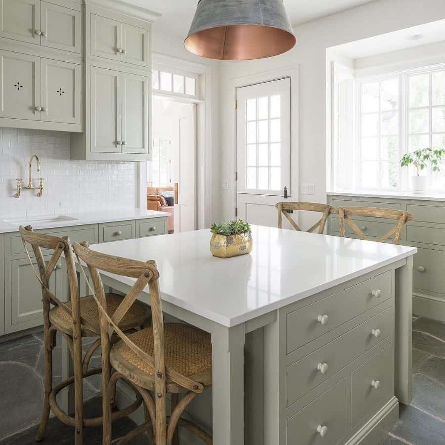 Cabinets And Shelving Modern Farmhouse Kitchen Scottdavisphoto