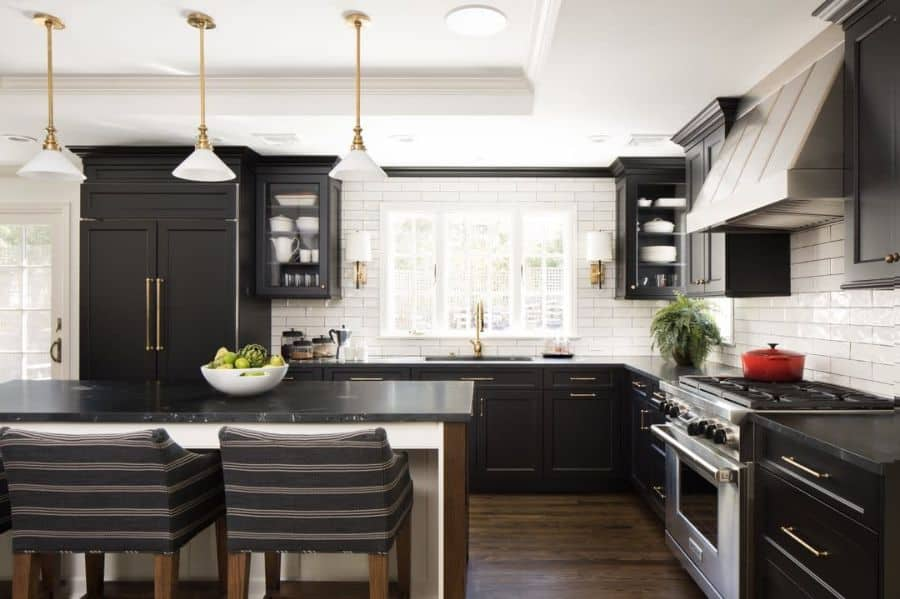 Cabinets And Shelving Modern Farmhouse Kitchen Wood Mode