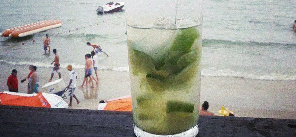 Caipirinha Cocktail Drinks