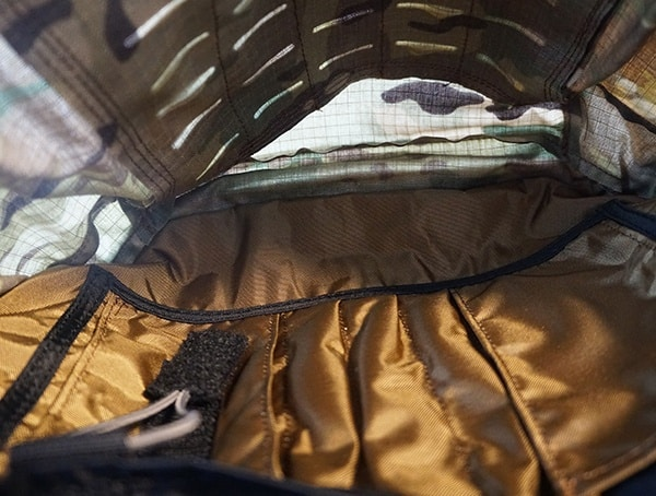 Camelbak Bfm Full Depth Main Compartment Interior