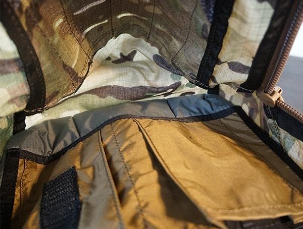 Camelbak Miltac Mule Main Compartment Interior Full Space
