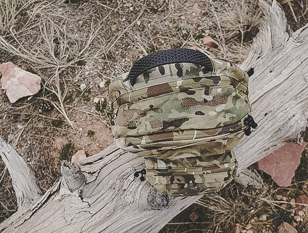 Camo Blue Force Gear Tracer Pack Field Test