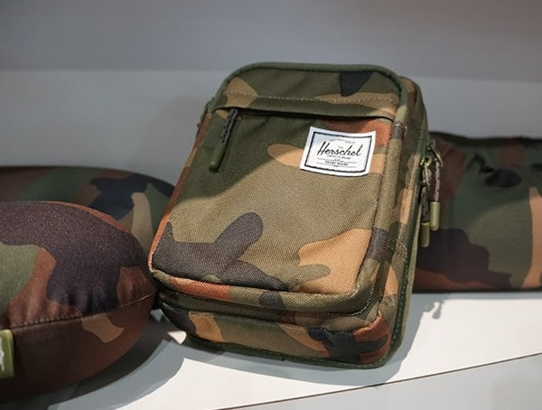 Camo Herschel Supply Co Small Pack