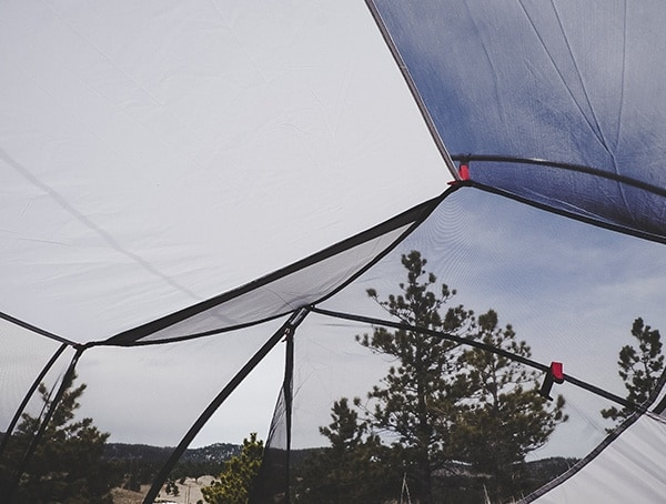 Camp Review Msr Mutha Hubba Nx Tent With Xtreme Shield