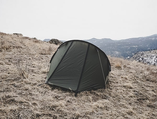 Camp Snugpak Scorpion 3 Tent Review