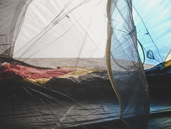 Camping Field Test Sierra Designs Sweet Suite 3 Tent Bug Screen