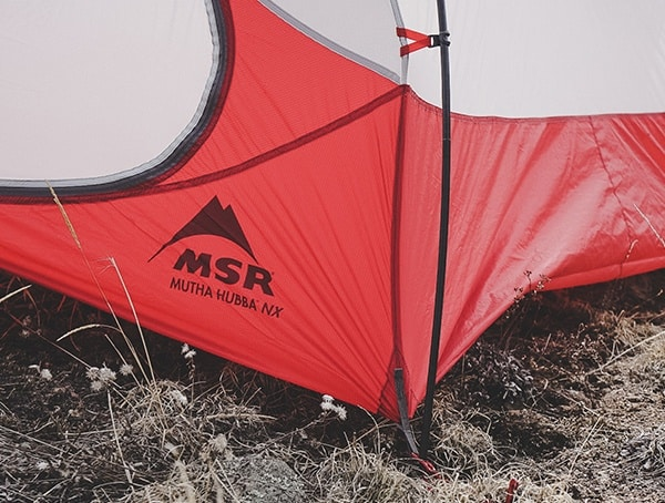 Camping Tent Reviews Msr Mutha Hubba Nx