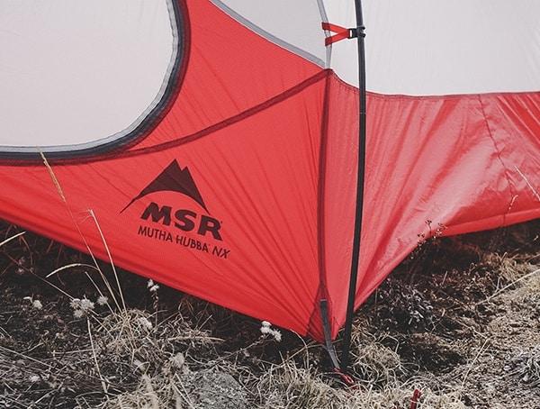 Camping Tent Reviews Msr Mutha Hubba Nx