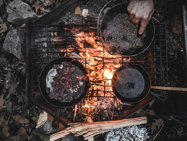 Camping Tips And Tricks For Cooking Food Outdoors