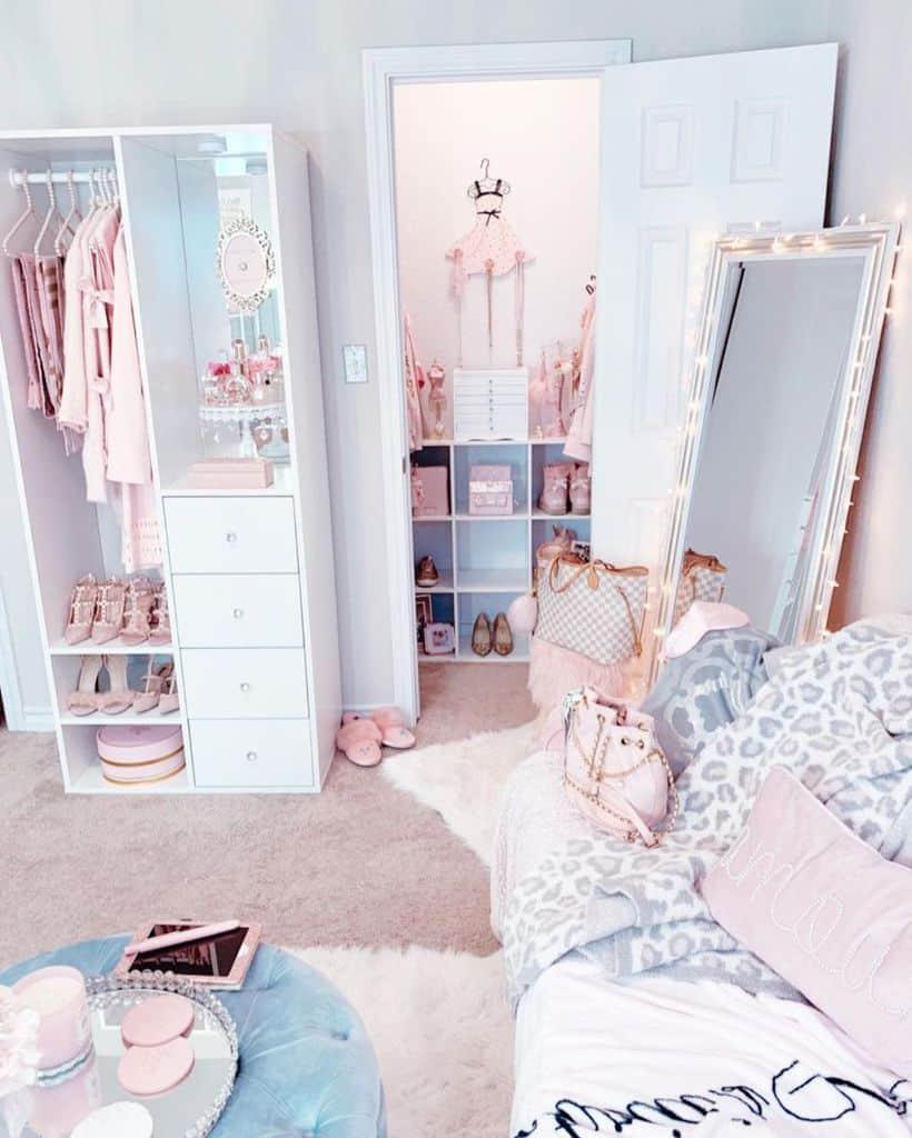 candy colored interior cute bedroom ideas _brooklyn_22