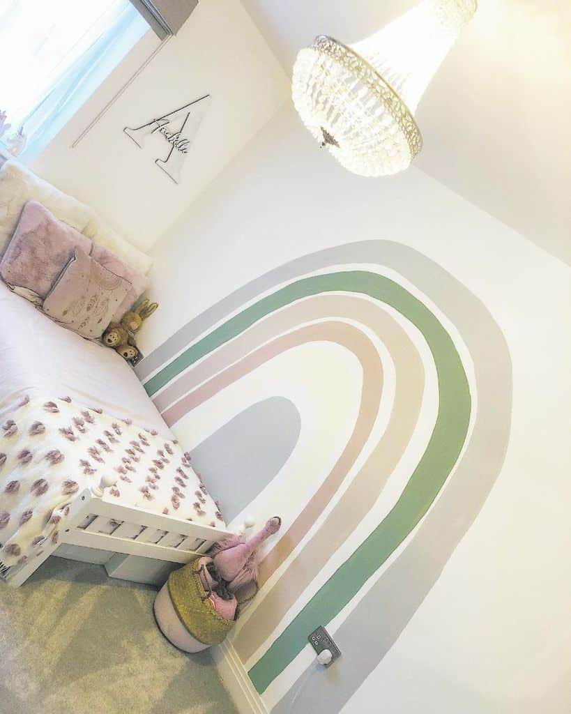 candy colored interior cute bedroom ideas athomewith.1