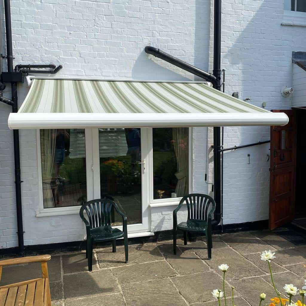 canopy patio awning ideas fraserjamesblindsltd