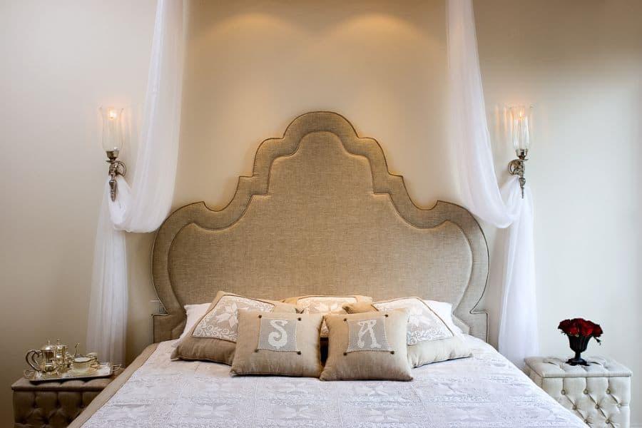 canopy romantic bedroom ideas 1
