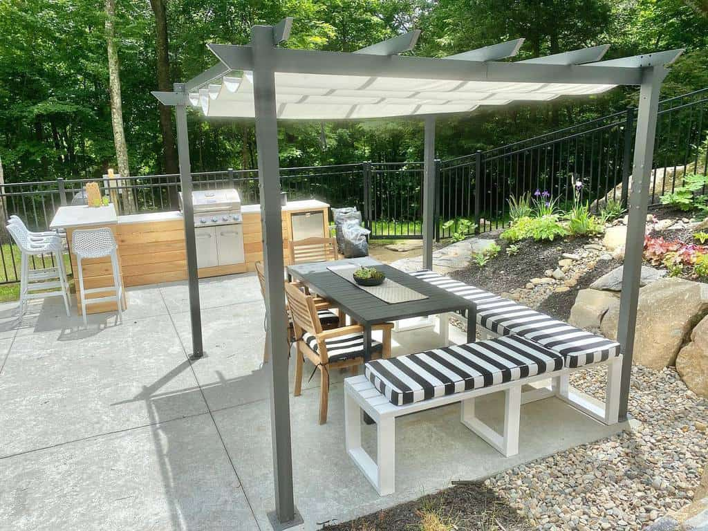 canvas patio shade ideas source_house_and_home