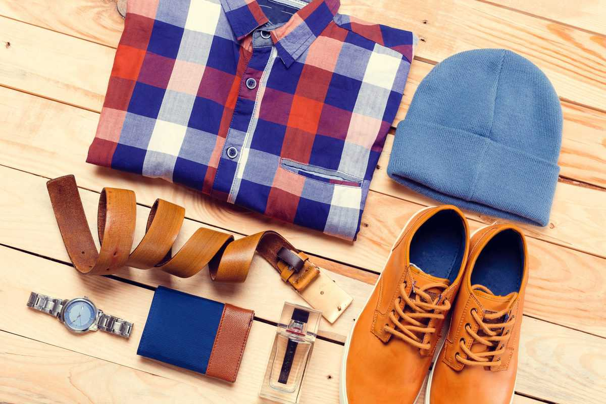 Men's,Casual,Clothes,And,Accessories