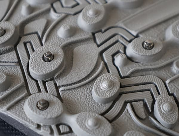 Carbide Steel Tips Outsole Icebug Detour Bugrip Gore Tex Boots For Icey Surfaces