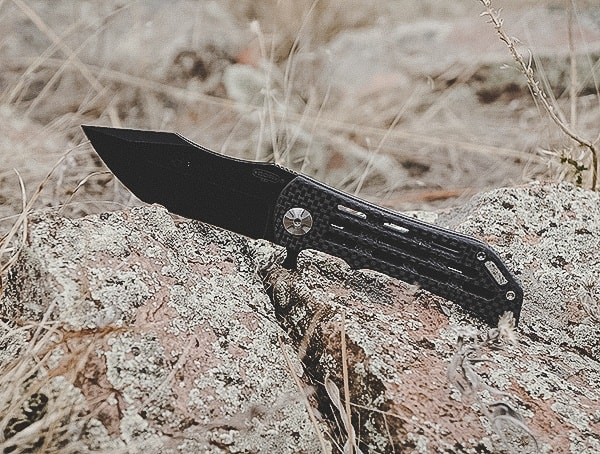 Carbon Fiber Edc Knives Review Folding Darrel Ralph Dominator