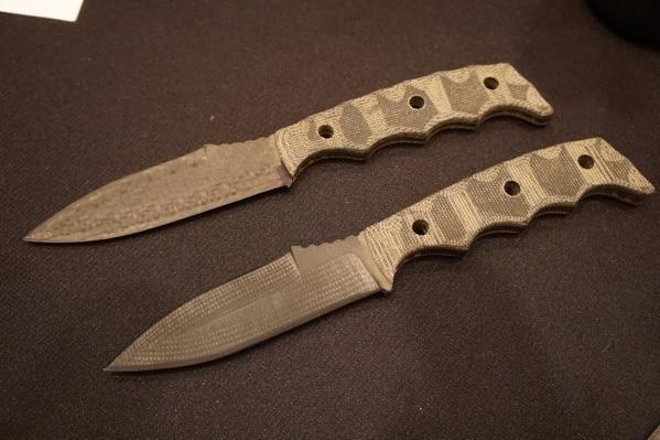 Carbon Fiber Knife Blade