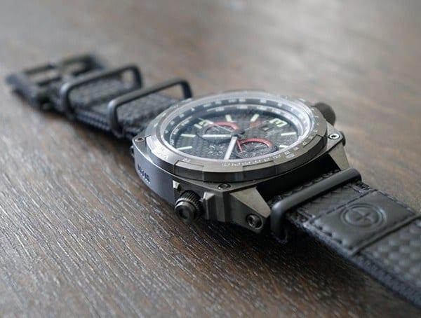 Carbon Lumi Dial Mtm Special Ops Cobra Tactical Watch