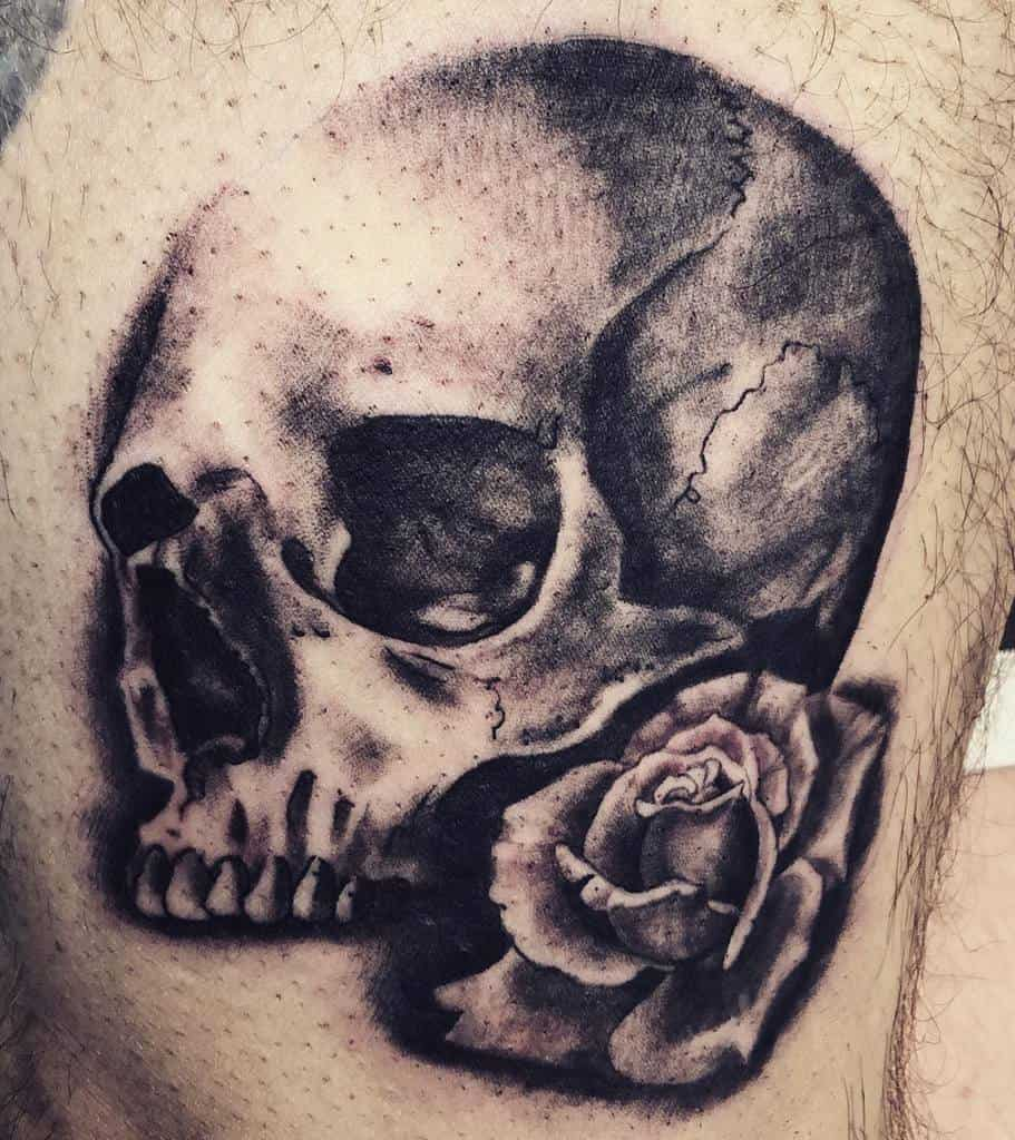 cardinal-rose-and-skull-tattoo-smckinn