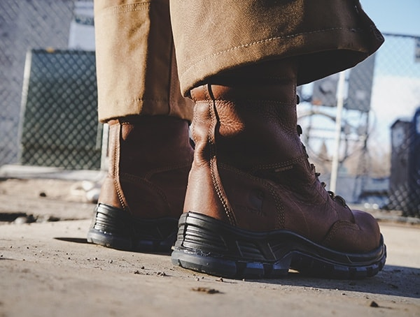 Carhartt Made In The Usa 8 Inch Comp Toe Mens Work Boots Reviewed