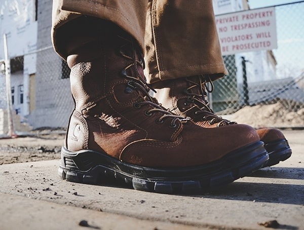 Carhartt Usa 8 Inch Composite Toe Work Boots For Men Review