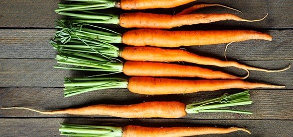 Carrots Pre Workout Food