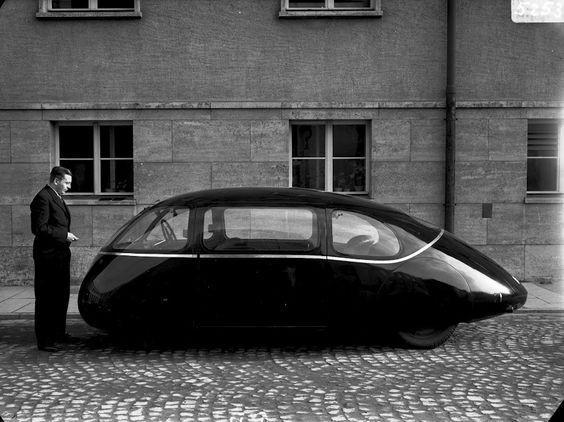 Cars With Strange Designs