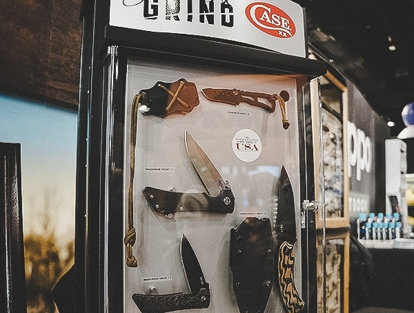 Case Knives Grind Collection Partnership