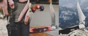 Case Knives – Winkler, Jig Stockman, and Kickstart Mid-Folding Hunter Knife Reviews