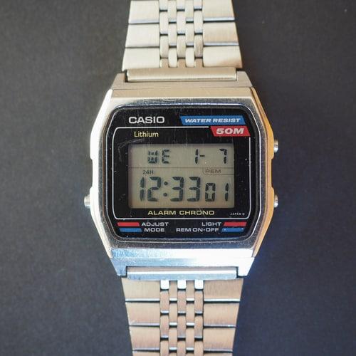 Casio A178wa 1a Illuminator Digital Watch For Men