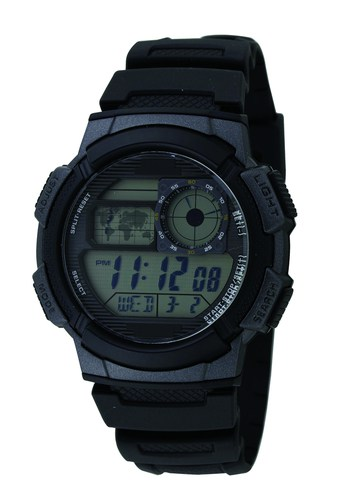 Casio GW7900B1 G-Shock Black Solar Sport Men's Military Watch