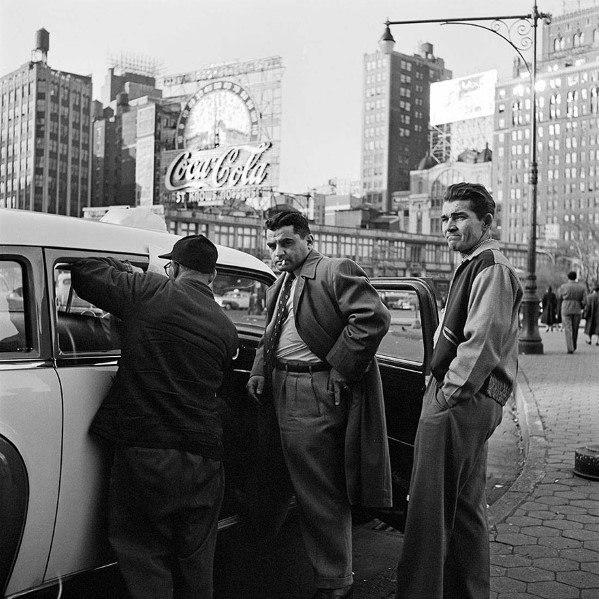 Casual 1950s Mens Fashion