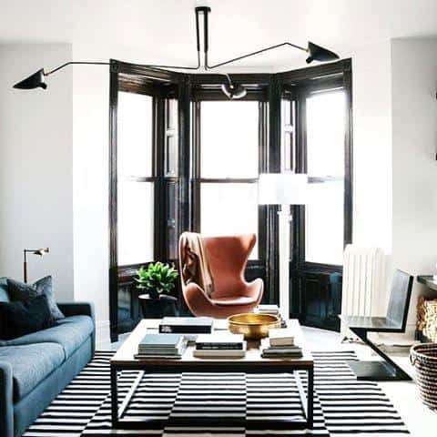 Casual Bachelor Pad Furniture Ideas