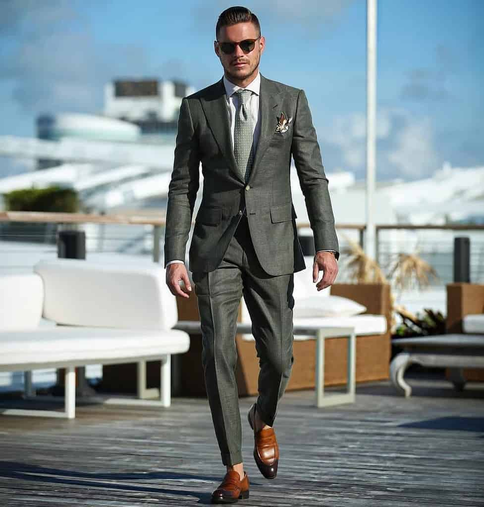 Casual Classic Mens Wear Style