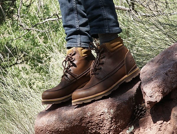 Casual Hiking Boot Review The North Face Bridgeton Chukka Boot