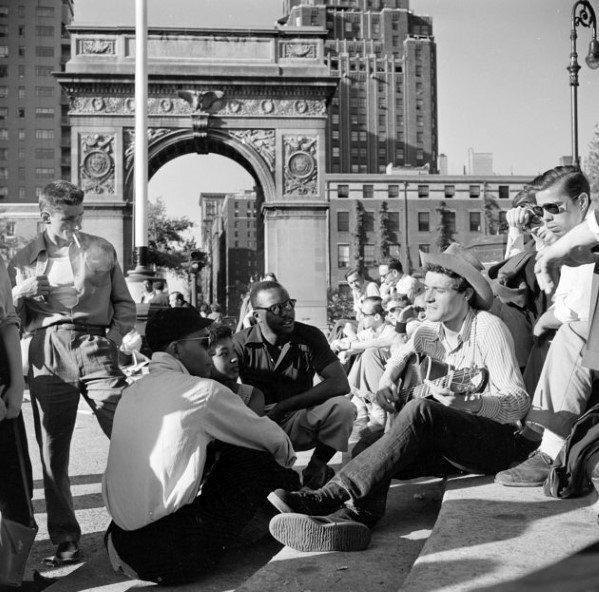 Casual Summer 1950s Fashion Men College Style