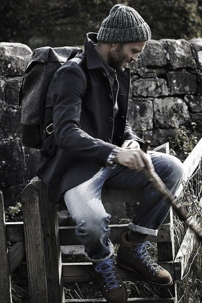 Casual Wear Cool Mens Style Inspiration Jeans With Jacket