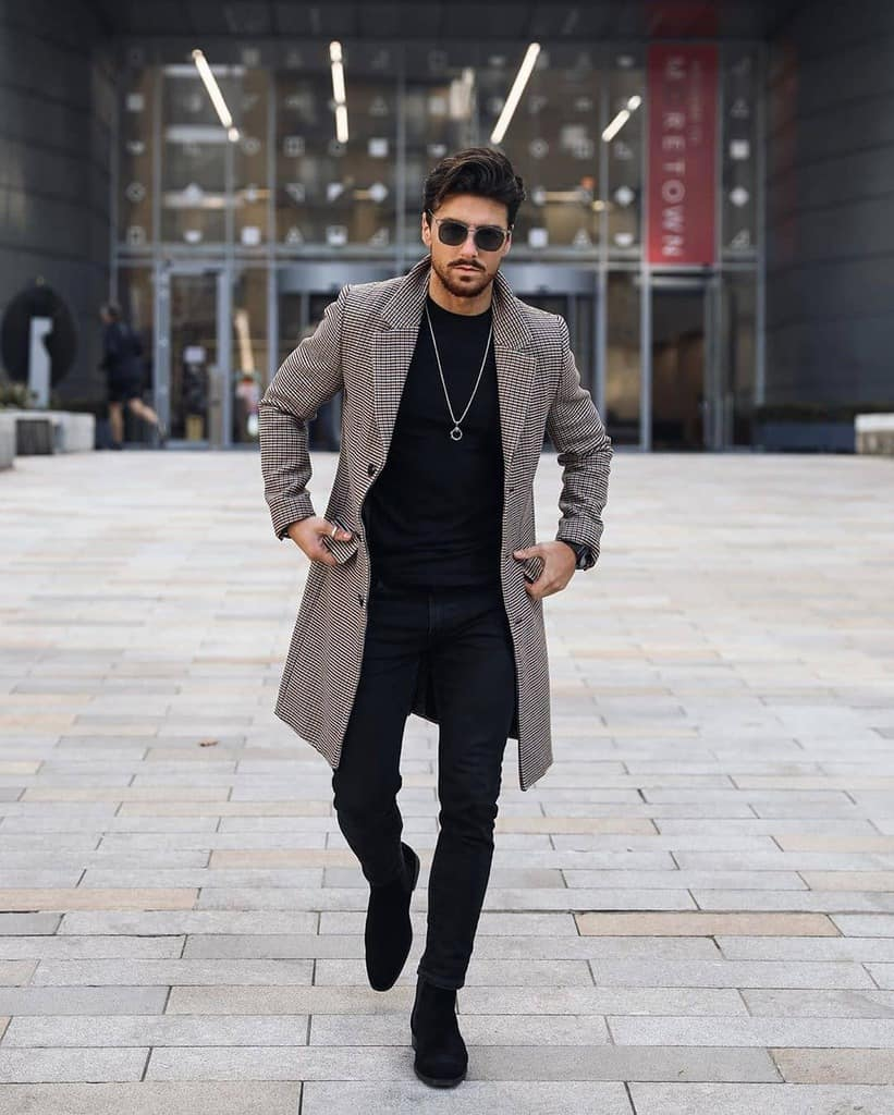 Casual Wear Mens Fashion Style