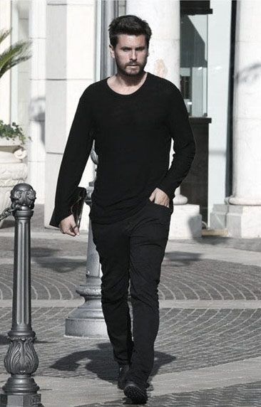 Casual Weekend All Black Outfits Mens Ideas