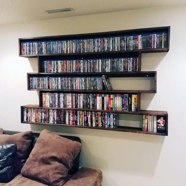 Superior Cd And Dvd Storage Ideas