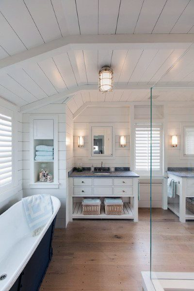Ceiling Bathroom Idea Inspiration