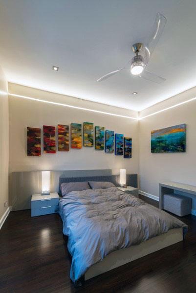 Ceiling Bedroom Lighting Ideas