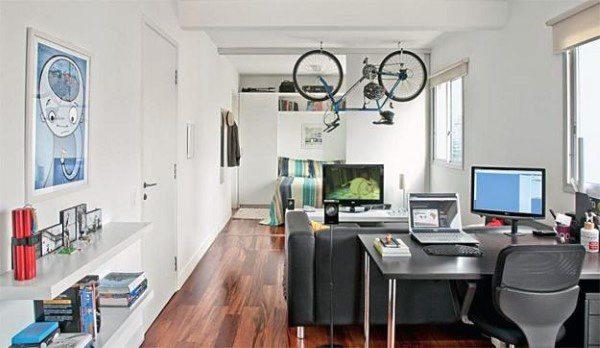 Ceiling Bicycle Storage