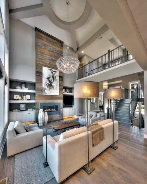 Ceiling Chandelier Ideas Living Room Lighting